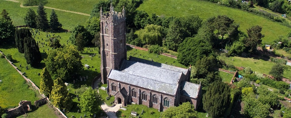 The parish church of Bradninch