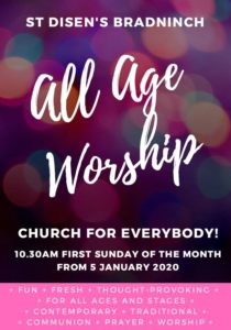 All Age Worship @ St Disen's Church